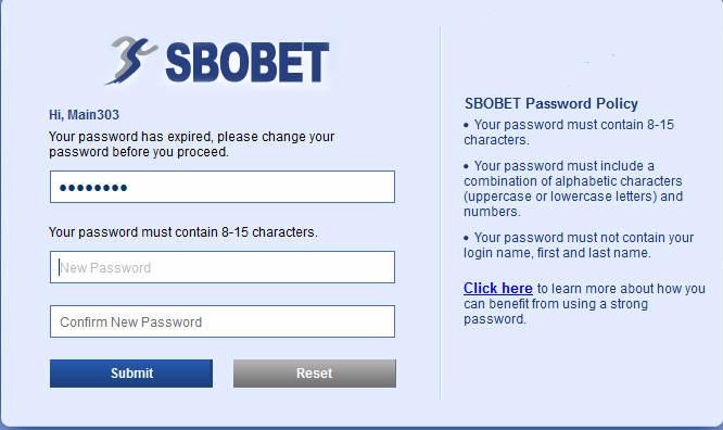 Panduan mengakses situs sbobet